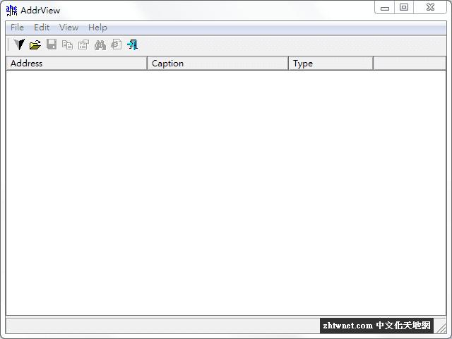 AddrView 免安裝版 – 擷取網站 URL 網址
